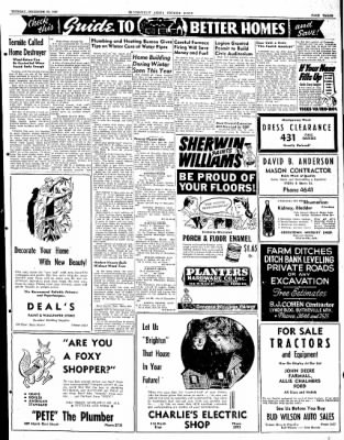 The Courier News from Blytheville, Arkansas on December 30, 1947 · Page 3