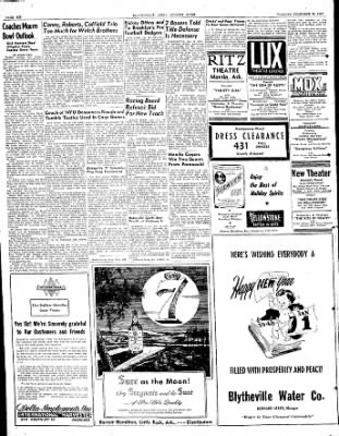 The Courier News from Blytheville, Arkansas on December 30, 1947 · Page 6
