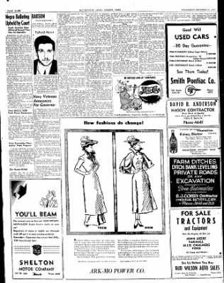 The Courier News from Blytheville, Arkansas on December 31, 1947 · Page 8
