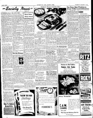 The Courier News from Blytheville, Arkansas on January 1, 1948 · Page 4