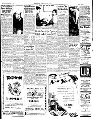 The Courier News from Blytheville, Arkansas on January 1, 1948 · Page 9