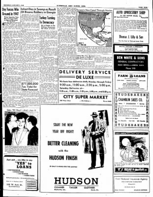 The Courier News from Blytheville, Arkansas on January 1, 1948 · Page 11