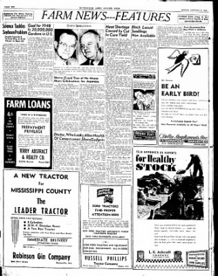 The Courier News from Blytheville, Arkansas on January 2, 1948 · Page 6