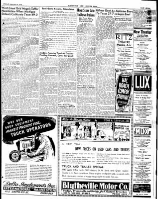 The Courier News from Blytheville, Arkansas on January 2, 1948 · Page 7