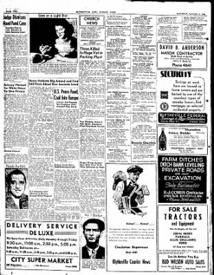 The Courier News from Blytheville, Arkansas on January 3, 1948 · Page 2