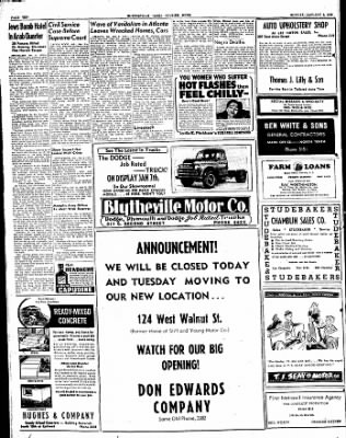 The Courier News from Blytheville, Arkansas on January 5, 1948 · Page 10