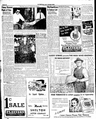 The Courier News from Blytheville, Arkansas on July 28, 1947 · Page 6