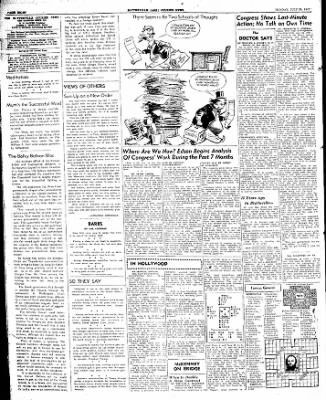 The Courier News from Blytheville, Arkansas on July 28, 1947 · Page 8