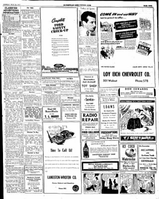 The Courier News from Blytheville, Arkansas on July 28, 1947 · Page 9