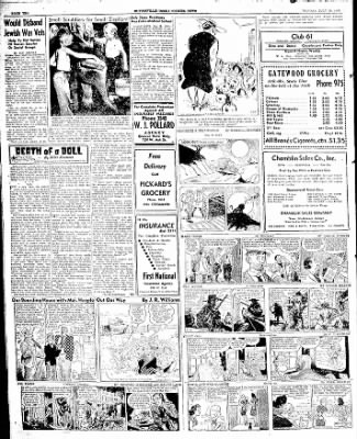 The Courier News from Blytheville, Arkansas on July 28, 1947 · Page 10