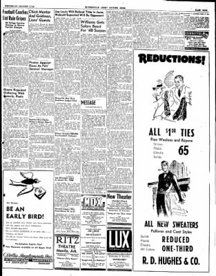 The Courier News from Blytheville, Arkansas on January 7, 1948 · Page 9