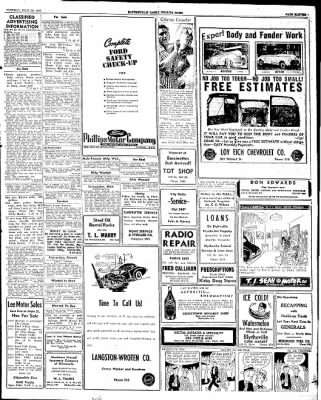 The Courier News from Blytheville, Arkansas on July 29, 1947 · Page 11