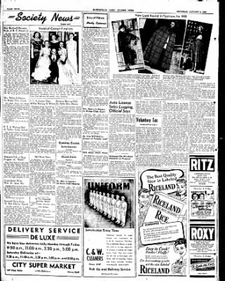 The Courier News from Blytheville, Arkansas on January 8, 1948 · Page 4