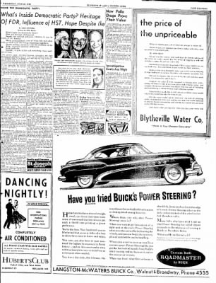 The Courier News from Blytheville, Arkansas on June 25, 1952 · Page 7