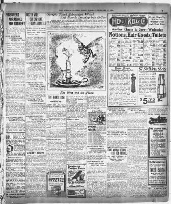The Buffalo Times from Buffalo, New York on February 27, 1912 · 7