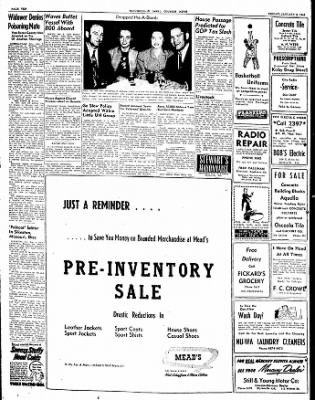 The Courier News from Blytheville, Arkansas on January 9, 1948 · Page 10