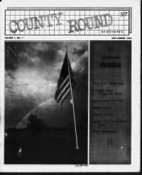 Sample County Round front page