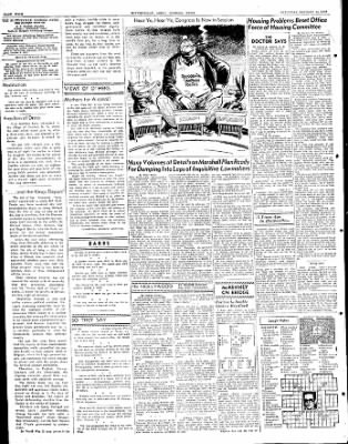 The Courier News from Blytheville, Arkansas on January 10, 1948 · Page 4