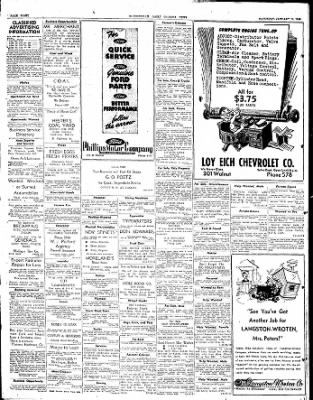 The Courier News from Blytheville, Arkansas on January 10, 1948 · Page 8