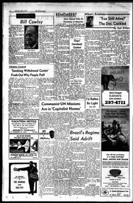 The Ottawa Journal from Ottawa, Ontario, Canada on July 8, 1967 · Page 2