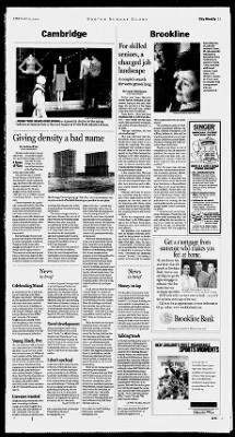The Boston Globe from Boston, Massachusetts on February 23, 2003 · 247