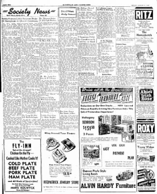 The Courier News from Blytheville, Arkansas on August 1, 1947 · Page 2