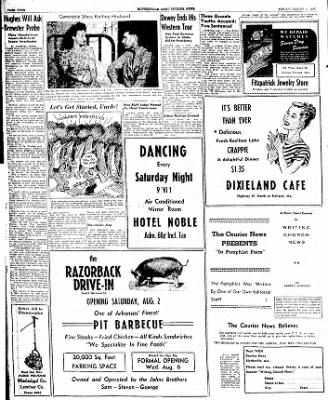 The Courier News from Blytheville, Arkansas on August 1, 1947 · Page 3