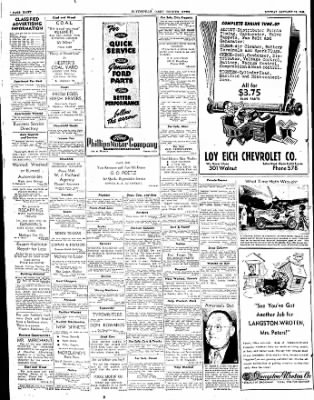 The Courier News from Blytheville, Arkansas on January 12, 1948 · Page 8