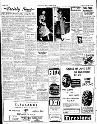 The Courier News from Blytheville, Arkansas on January 13, 1948 · Page 3