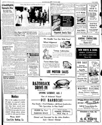 The Courier News from Blytheville, Arkansas on August 4, 1947 · Page 7