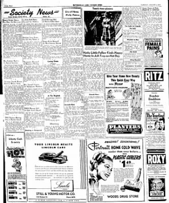 The Courier News from Blytheville, Arkansas on August 5, 1947 · Page 2