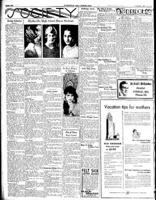 The Courier News from Blytheville, Arkansas on May 19, 1931 · Page 2