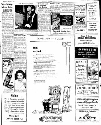 The Courier News from Blytheville, Arkansas on August 5, 1947 · Page 7