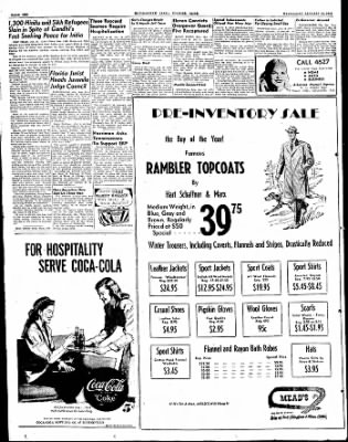 The Courier News from Blytheville, Arkansas on January 14, 1948 · Page 10