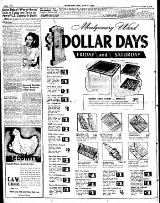 The Courier News from Blytheville, Arkansas on January 15, 1948 · Page 2