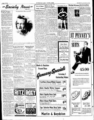 The Courier News from Blytheville, Arkansas on January 15, 1948 · Page 4