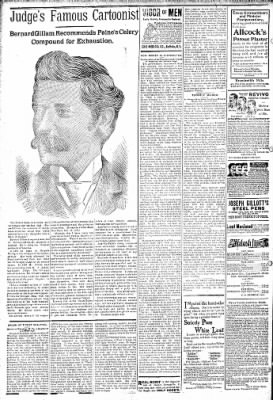 Logansport Pharos-Tribune from Logansport, Indiana on March 16, 1895 · Page 6