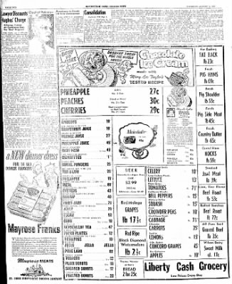 The Courier News from Blytheville, Arkansas on August 7, 1947 · Page 2