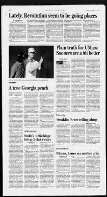 The Boston Globe from Boston, Massachusetts on May 21, 2007 · 36