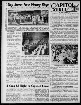 Daily News from New York, New York on August 16, 1945 · 64