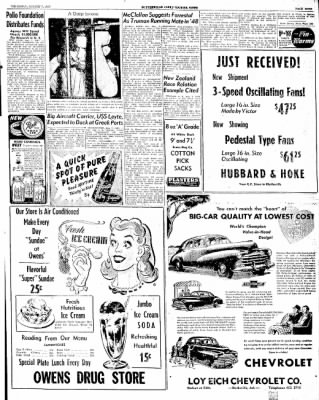 The Courier News from Blytheville, Arkansas on August 7, 1947 · Page 9