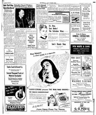The Courier News from Blytheville, Arkansas on August 7, 1947 · Page 16