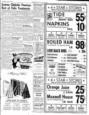The Courier News from Blytheville, Arkansas on June 26, 1952 · Page 2