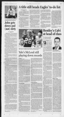 The Boston Globe from Boston, Massachusetts on November 15, 2007 · 37