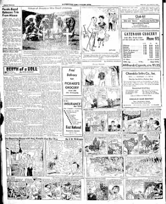 The Courier News from Blytheville, Arkansas on August 8, 1947 · Page 7