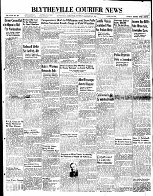 The Courier News from Blytheville, Arkansas on January 17, 1948 · Page 1