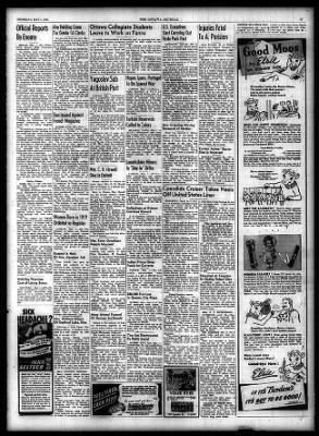 The Ottawa Journal from Ottawa,  on May 1, 1941 · Page 17