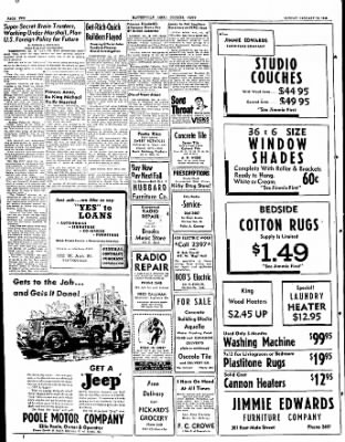 The Courier News from Blytheville, Arkansas on January 19, 1948 · Page 2