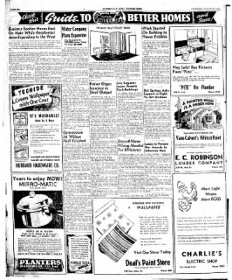 The Courier News from Blytheville, Arkansas on August 12, 1947 · Page 6