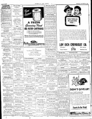 The Courier News from Blytheville, Arkansas on January 19, 1948 · Page 8